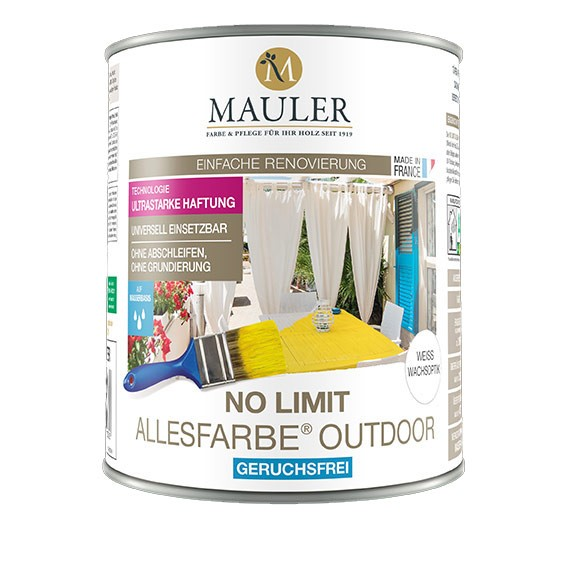 MAULER NO LIMIT Allesfarbe Outdoor