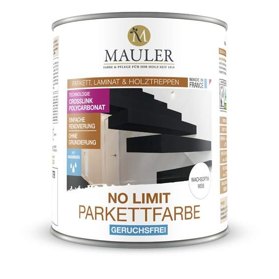 MAULER No Limit Parkettfarbe