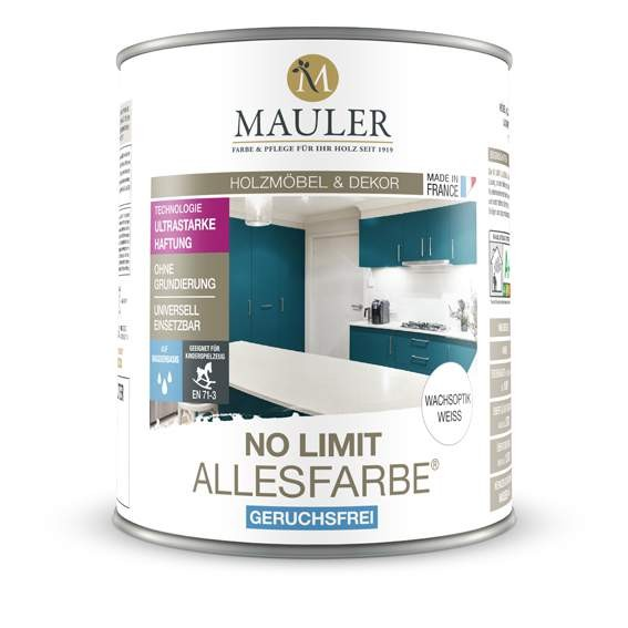 MAULER No Limit Allesfarbe