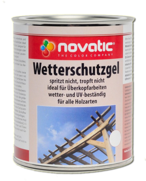 Novatic Wetterschutzgel