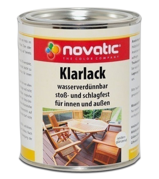 Novatic Klarlack