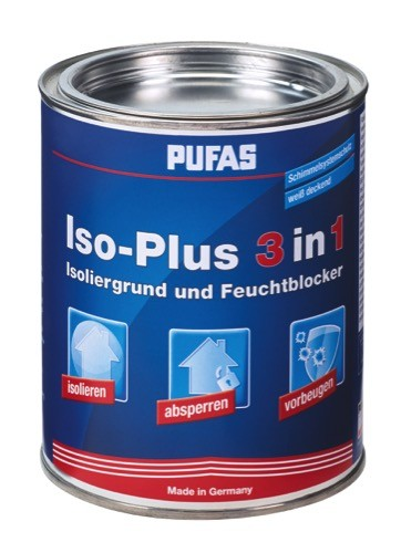 PUFAS Iso-Plus 3 in 1 Isoliergrund
