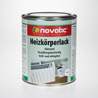 Novatic Heizkörperlack